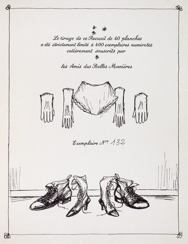 [Веселые эротические картинки] Хорошие манеры. [Les belles ...