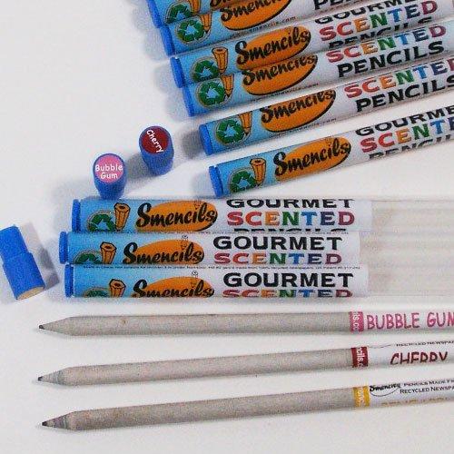 Smencils 香り付きリサイクル鉛筆