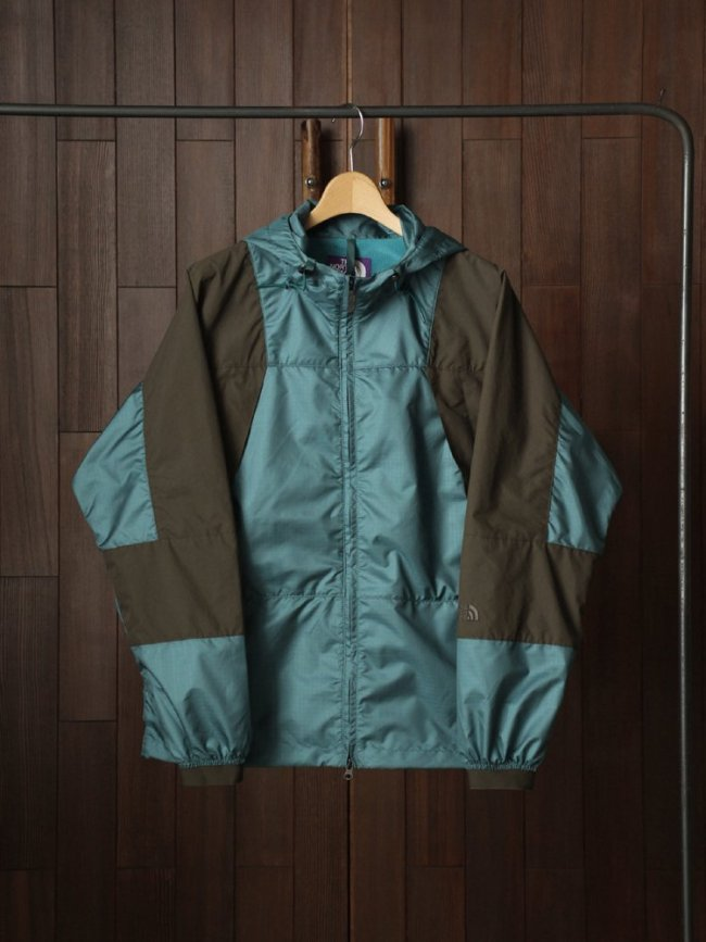 THE NORTH FACE PURPLE LABEL|Mountain Wind Parka #Mint