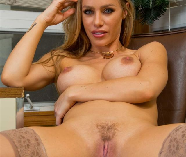 Nicole Aniston Gets Nailed On A Desk In Nude Stockings Picture 07
