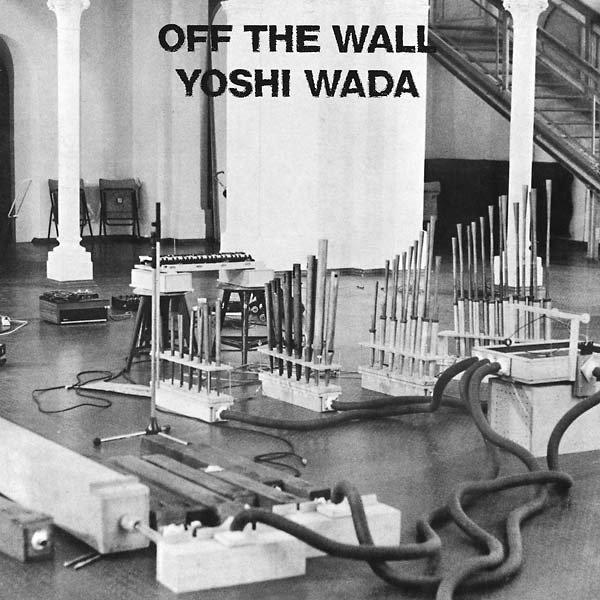 YOSHI WADA / Off The Wall (LP)