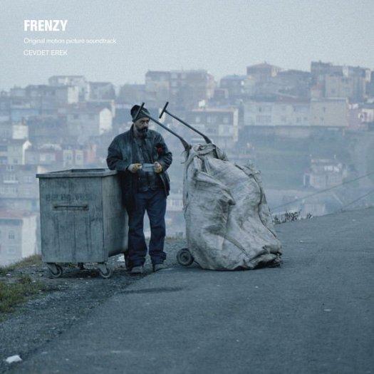 CEVDET EREK / Frenzy: Original Motion Picture Soundtrack (12 inch)