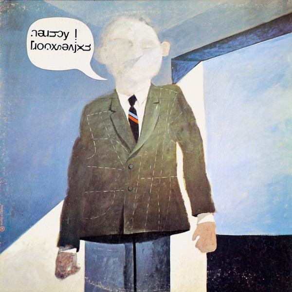 INTERSYSTEMS / Peachy (LP)