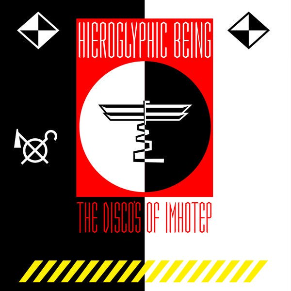 HIEROGLYPHIC BEING / The Disco's Of Imhotep (LP+DL)