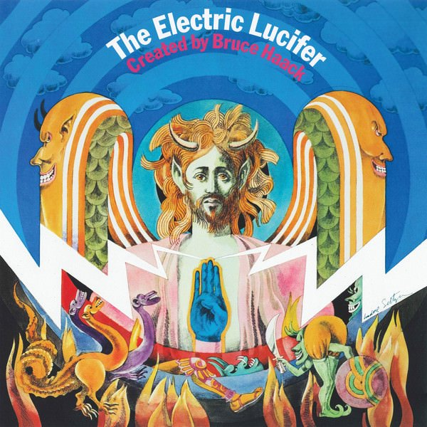 BRUCE HAACK / The Electric Lucifer (LP)