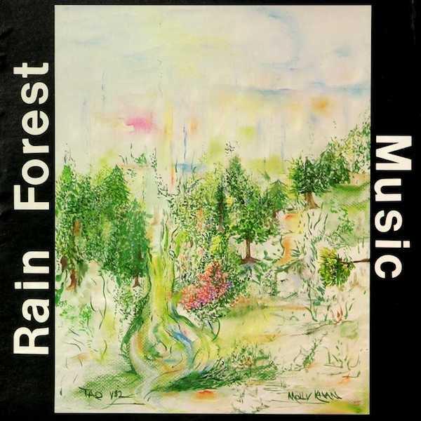 JD EMMANUEL / Rain Forest Music (LP)