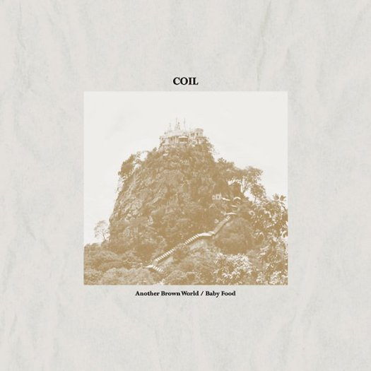 COIL / Another Brown World / Baby Food (12 inch)