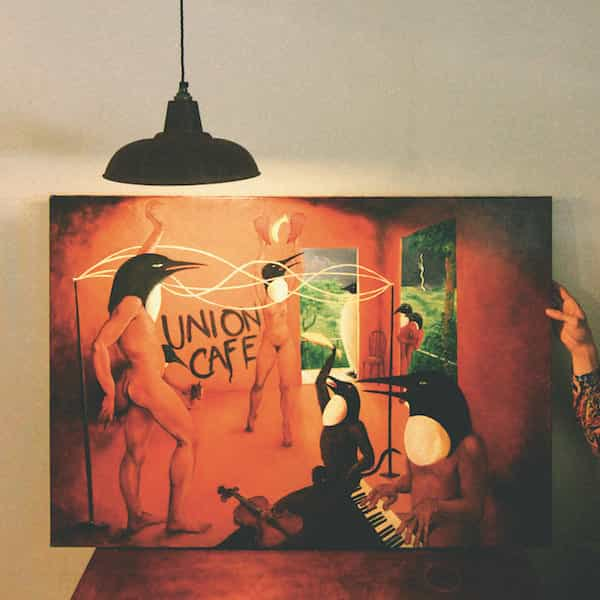 PENGUIN CAFE ORCHESTRA / Union Cafe (CD/2LP)