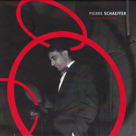 PIERRE SCHAEFFER / L'Œuvre Musicale (3CD Box)