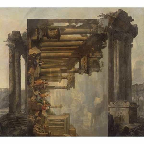 FRANCISCO MEIRINO / The Ruins (CD)