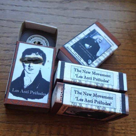 THE NEW MOVEMENT / Les Anti Preludesk (Cassette Reel)