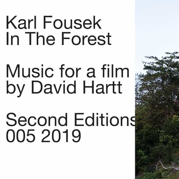 KARL FOUSEK / In The Forest (LP)