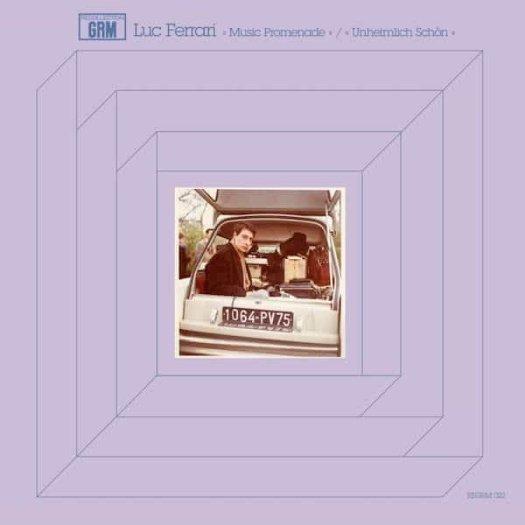 LUC FERRARI / Music Promenade / Unheimlich Schön (LP)