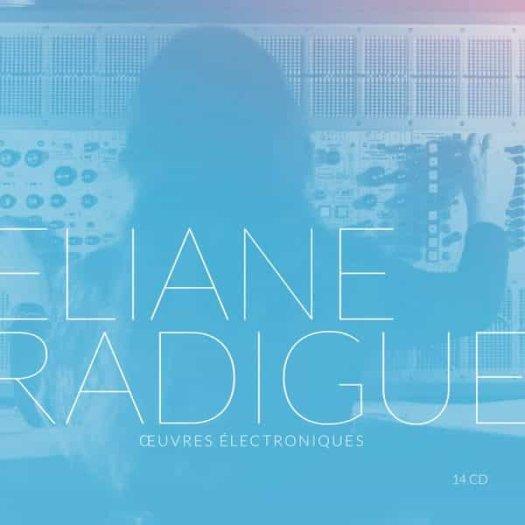 ÉLIANE RADIGUE / Œuvres électroniques (14CD Box)