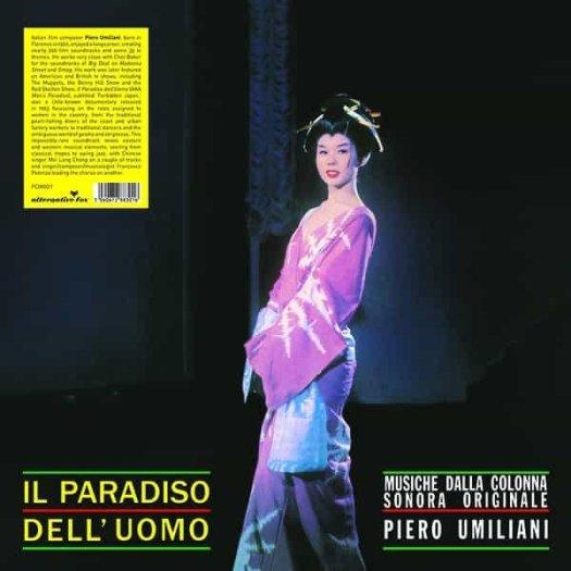 PIERO UMILIANI / Il Paradiso Dell'uomo (LP)