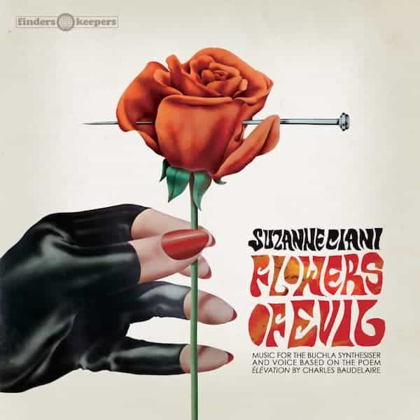 SUZANNE CIANI / Flowers of Evil (LP)
