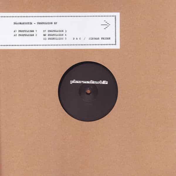PHARMAKUSTIK / Propulsion (12 inch)