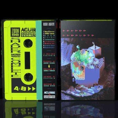 SACRED TAPESTRY / Shader Complete (Cassette)