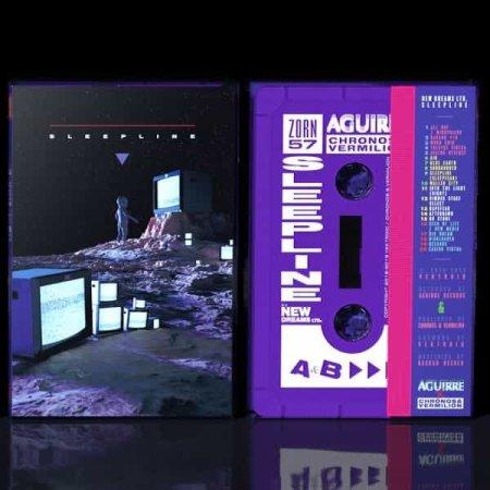 NEW DREAMS LTD. / Sleepline (Cassette)