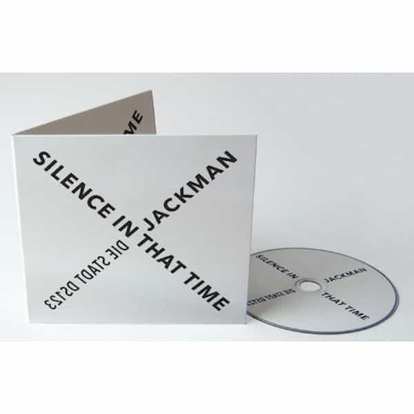 DAVID JACKMAN / Silence In That Time (CD)