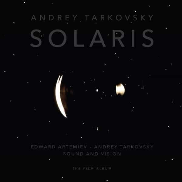 ANDREY TARKOVSKY / EDWARD ARTEMIEV / Solaris. Sound And Vision (Book+CD)