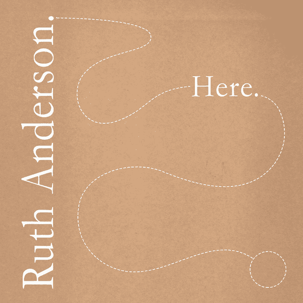 RUTH ANDERSON / Here (LP)