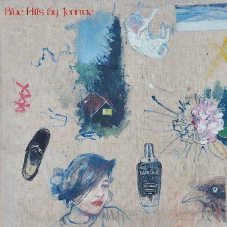 JONNINE / Blue Hills (LP Yellow Vinyl)