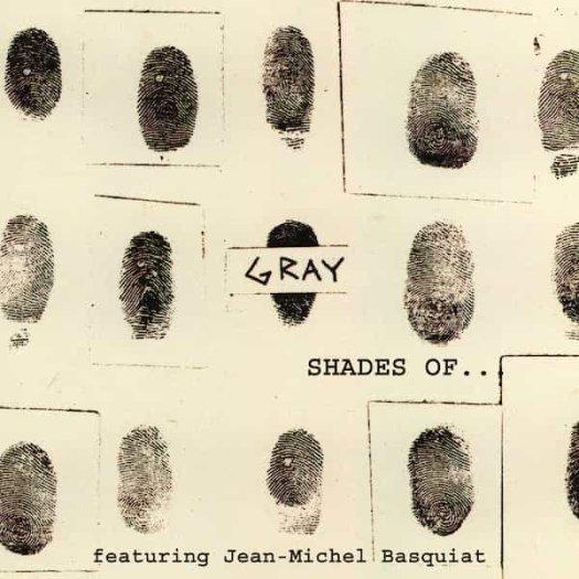 GRAY / Shades Of... (CD/LP)