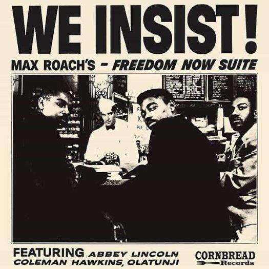 MAX ROACH / We Insist! Max Roach's Freedom Now Suite (LP+DL)