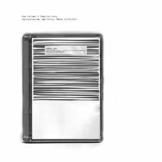 JAN JELINEK & COMPUTER SOUP / Improvisations And Edits, Tokyo 26.09.2001 (LP)