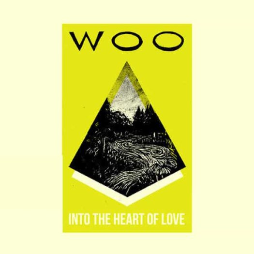 WOO / Into The Heart Of Love (LP)