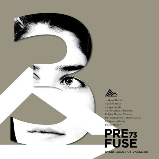 PREFUSE 73 / Every Color Of Darkness (12
