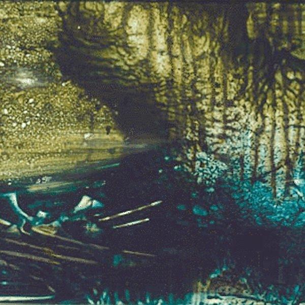 ANDREW CHALK / RALF WEHOWSKY / ERIC LANZILLOTTA / Yang-Tul (LP-blue vinyl)