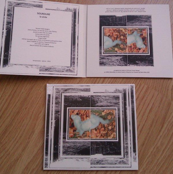 SOUDURE / La Virée (CD)