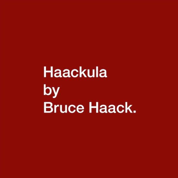 BRUCE HAACK / Haackula (LP)