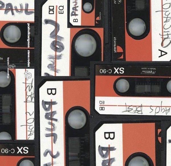 STEVE RODEN / Pcahuilcsaigmon (Cassette)
