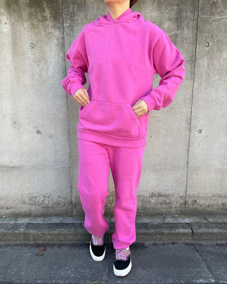 UPCYCLE フーディー ピンクの写真