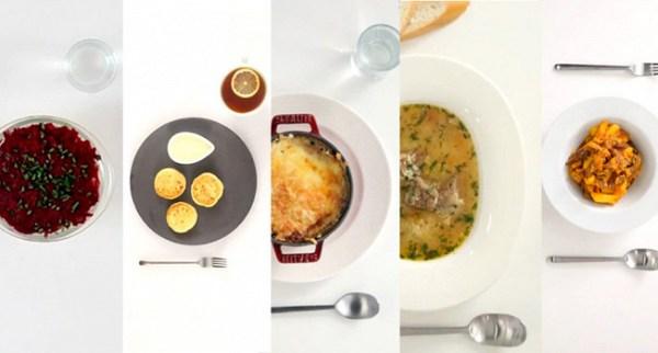 Рецепты народов СССР – «Еда»