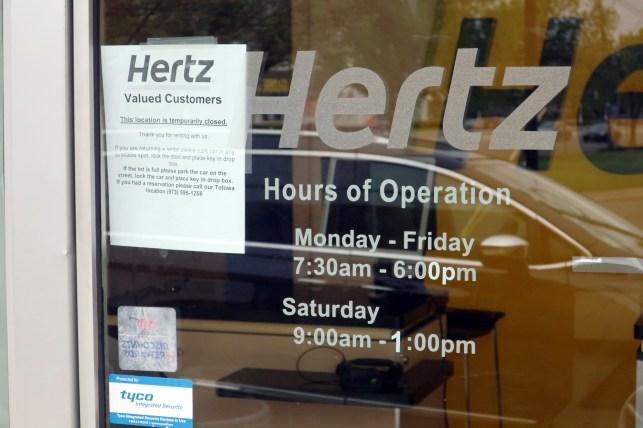 Bankruptcy for Hertz: 'No Business Is Built for Zero Revenue'