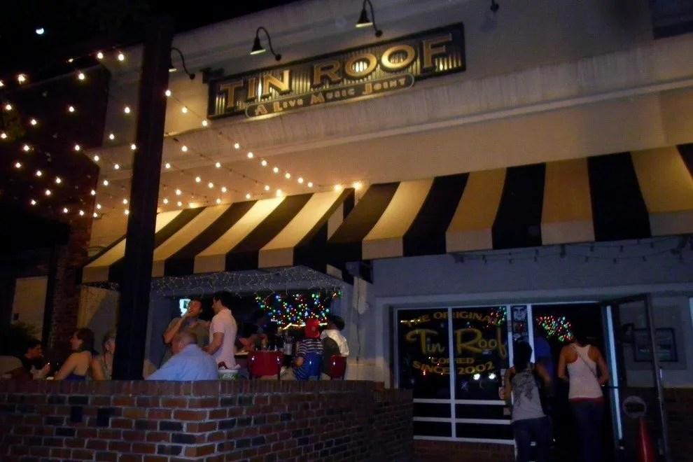 Tin Roof Nashville Nightlife Review 10Best Experts And