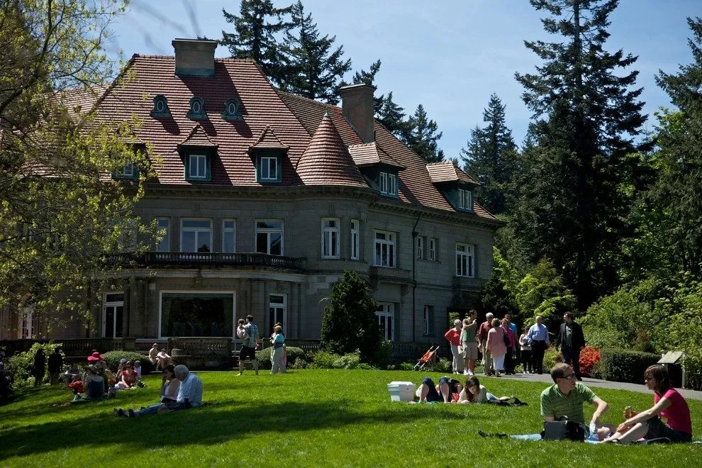 Pittock Mansion Portland Attractions Review 10Best