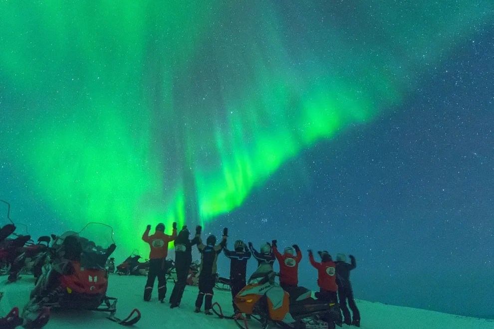 Best Time And Place See Northern Lights 2017