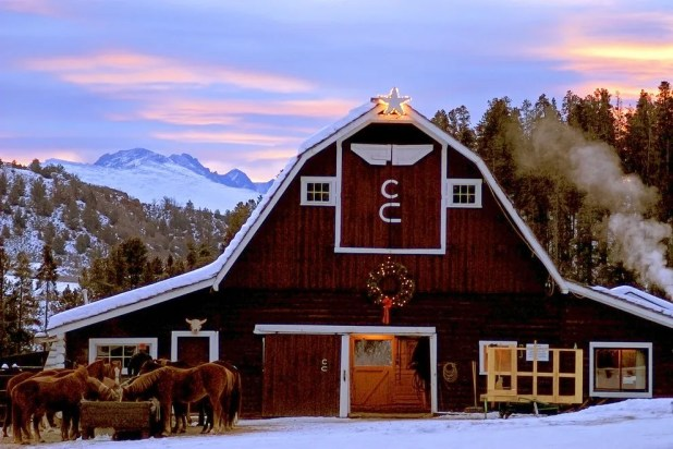 C Lazy U Ranch is warm and inviting