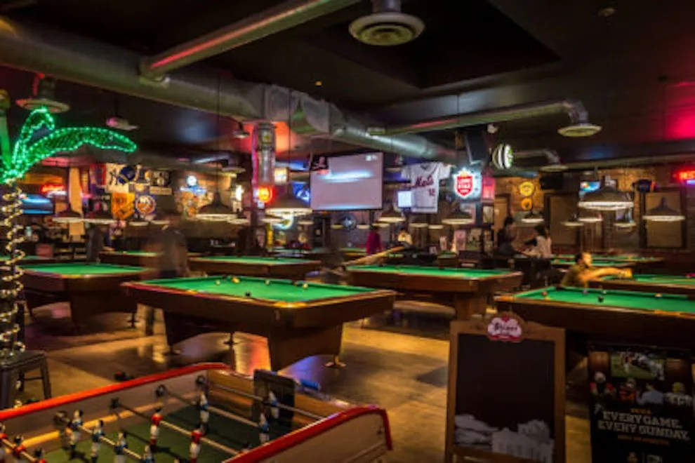 East Point Sports Pool Tables