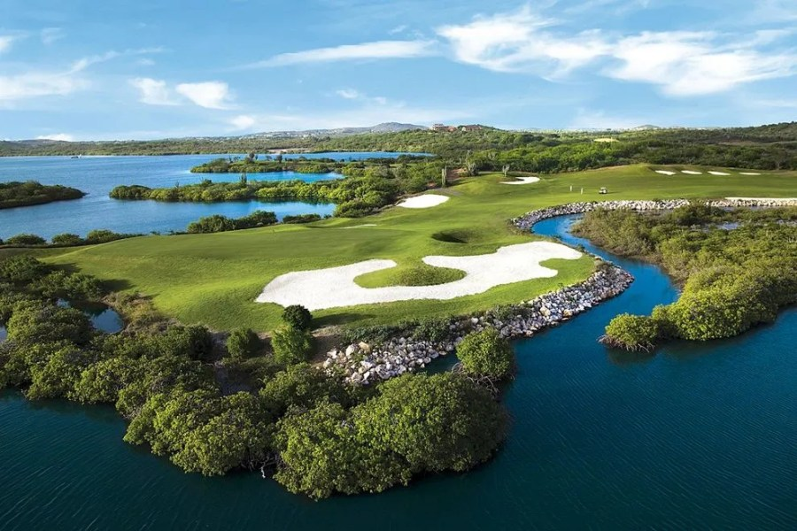 Best Caribbean Golf Course Winners  2018 10Best Readers  Choice     Old Quarry Golf Course Curacao