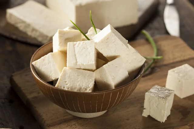 An excess of tofu can disrupt absorption and processing of proteins