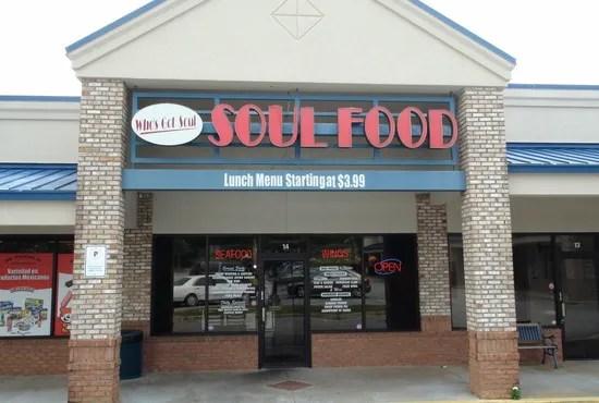 Soul Food Decatur Ga