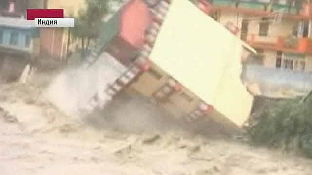 Индийские власти приступили к частичной эвакуации жителей города Уттаркаши