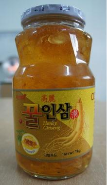 Honey Ginseng Tea productsKorea Honey Ginseng Tea supplier