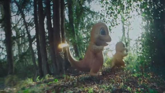 Image result for charmander detective pikachu